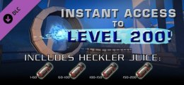 Anarchy Online Access Level 200 Heckler Juices DLC Digital Download KOD KLUCZ