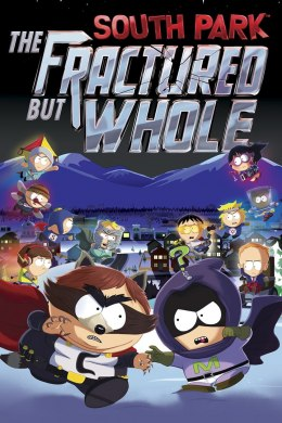 South Park The Fractured But Whole Gold Edition Uplay KOD KLUCZ