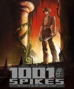 1001 Spikes Steam KOD KLUCZ