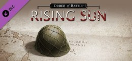 Order of Battle Rising Sun Steam KOD KLUCZ