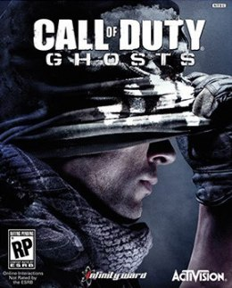 Call of Duty Ghosts XBOX One KOD KLUCZ