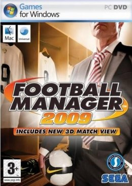 Football Manager 2009 Steam KOD KLUCZ