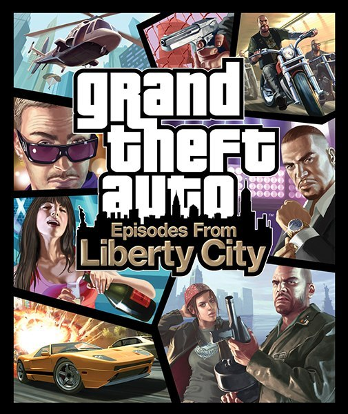 Grand Theft Auto Episodes from Liberty City Steam KOD KLUCZ