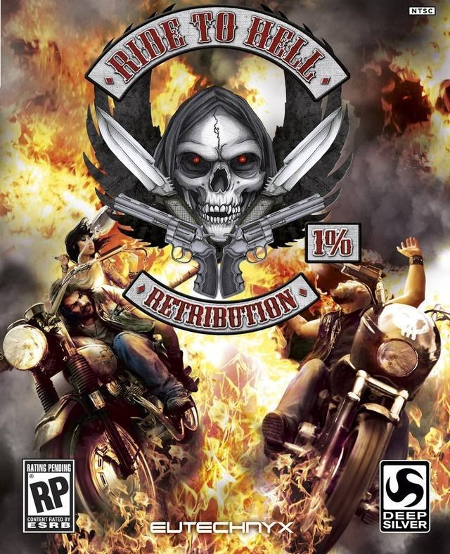 Ride to Hell Retribution Limited Edition Steam KOD KLUCZ