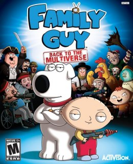 Family Guy Back to the Multiverse Steam KOD KLUCZ