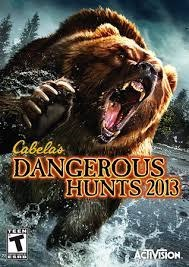 Cabela's Dangerous Hunts 2013 Steam KOD KLUCZ