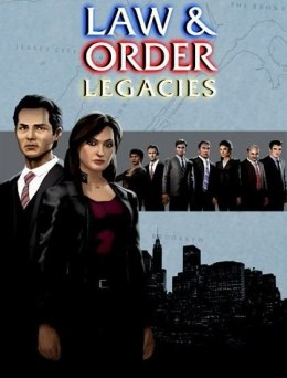 Law & Order Legacies Steam KOD KLUCZ
