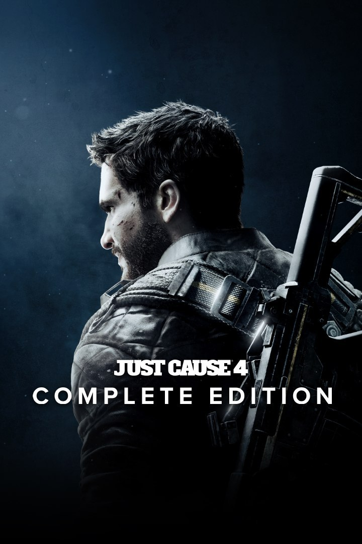 Just Cause 4 Complete Edition Steam KOD KLUCZ