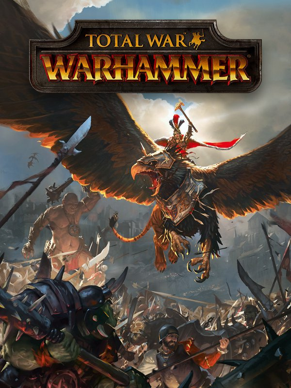 Total War Warhammer + 7 DLCs Steam KOD KLUCZ