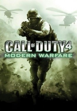 CALL OF DUTY MODERN WARFARE 4 IV STEAM