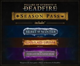 Pillars of Eternity II Deadfire Season Pass