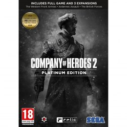 Company of Heroes 2 PL Platinum Edition Steam kod