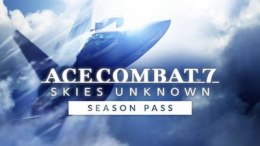 ACE COMBAT 7 SKIES UNKNOWN SEASON PASS PS4 KOD