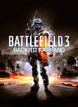 Battlefield 3 Back to Karkand Origin kod klucz