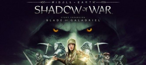 MIDDLE-EARTH SHADOW OF WAR THE BLADE OF GALADRIEL STORY EXPANSION STEAM KOD KLUCZ