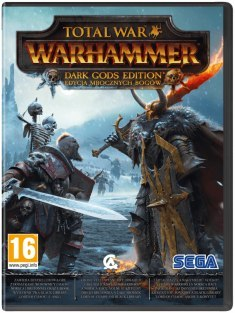 TOTAL WAR WARHAMMER DARK GODS PL EDITION STEAM KOD