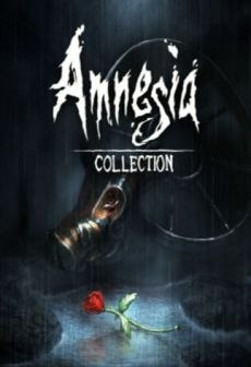 Amnesia Collection Steam kod klucz