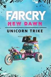 Far Cry New Dawn Unicorn Trike PS4/Xbox One/PC Kod klucz