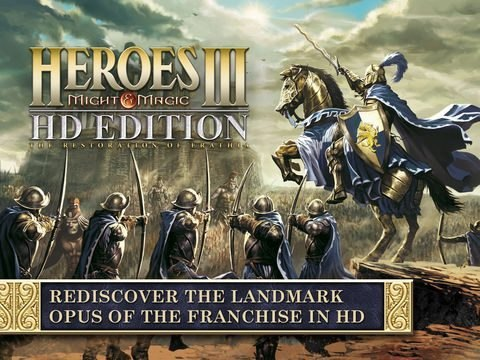 Heroes of Might & Magic III 3 HD Edition Steam kod klucz