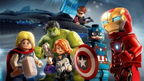 LEGO Marvel Collection Steam Kod klucz