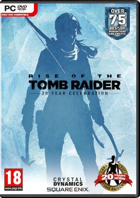 Rise of the Tomb Raider 20 Year Celebration Edition Steam kod klucz