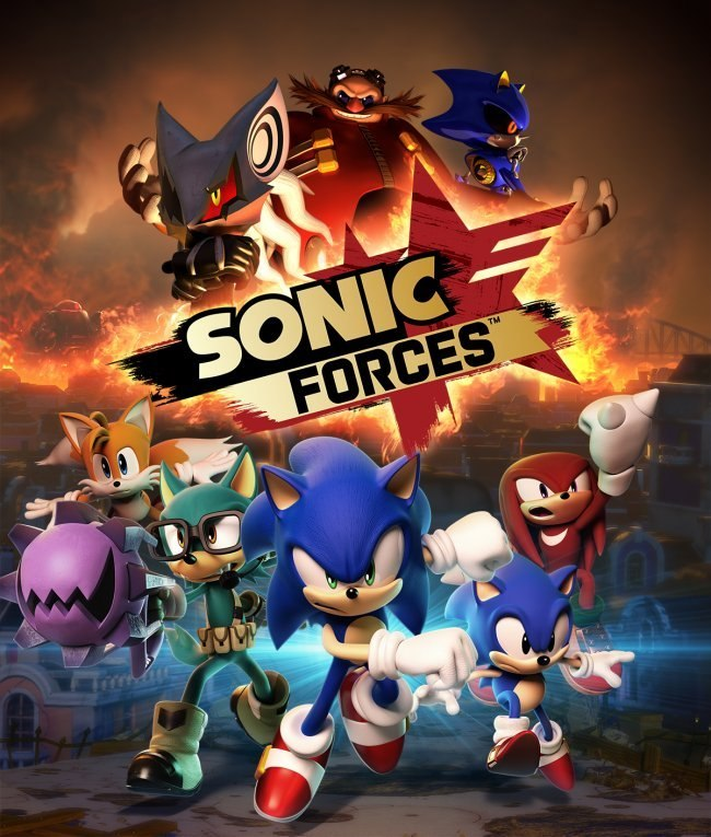 Sonic Forces Steam kod klucz