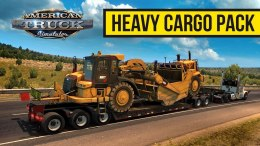 American Truck Simulator Heavy Cargo Pack Steam Kod Klucz