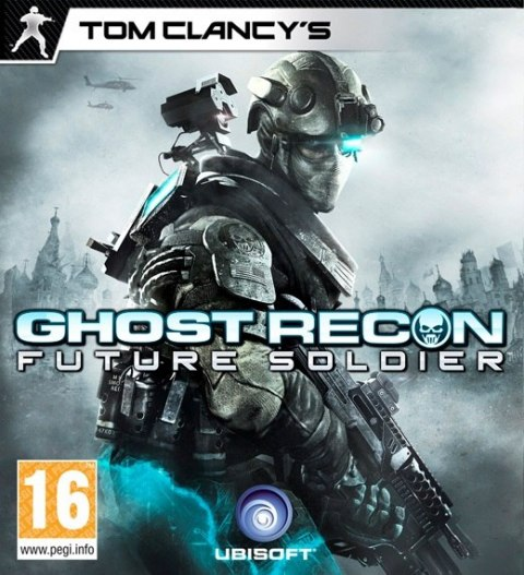 TC Ghost Recon Future Soldier Deluxe Ed. Uplay Kod Klucz