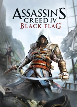 Assassin's Creed IV Black Flag Uplay Kod Klucz
