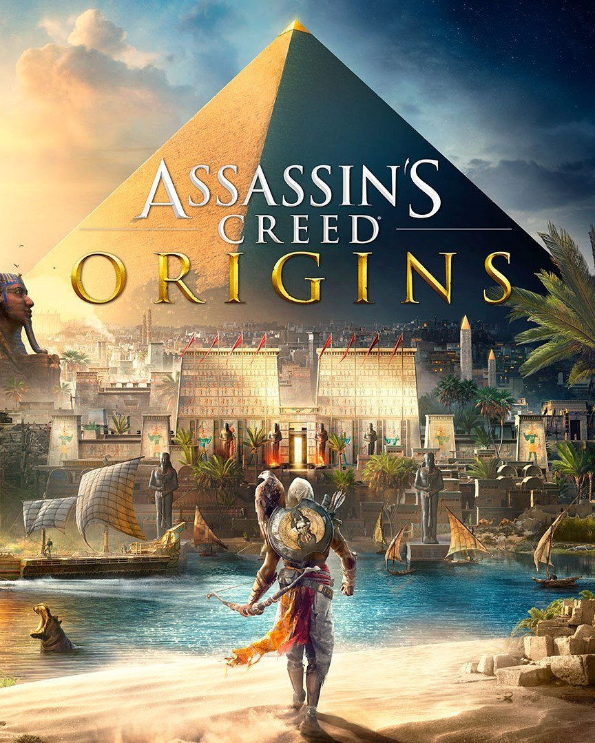 Assassin's Creed Origins Gold Edition Uplay Kod klucz
