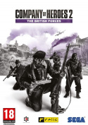 Company of Heroes 2 The British Forces Steam Kod Klucz