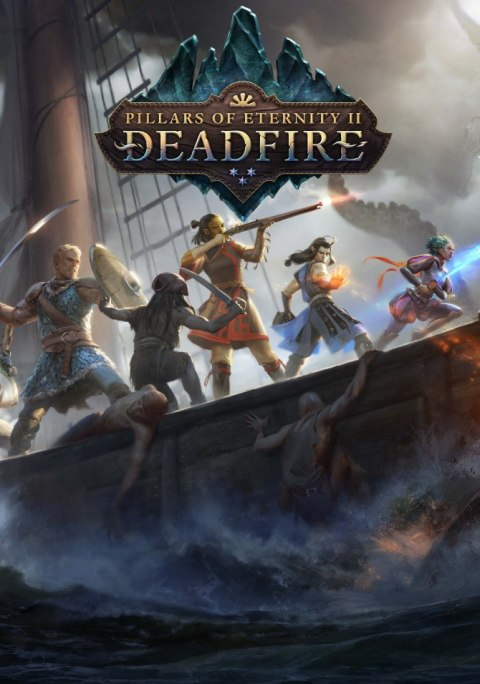 Pillars of Eternity II Deadfire Obsidian Edition Steam Kod klucz