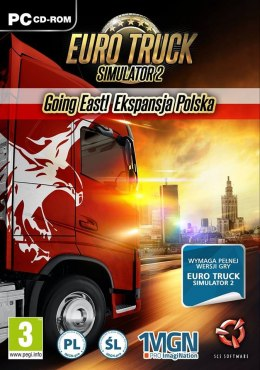 Euro Truck Simulator 2 Going East! Ekspansja Polska Steam Kod Klucz