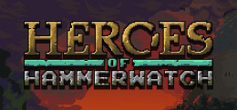 Heroes of Hammerwatch Steam Kod Klucz