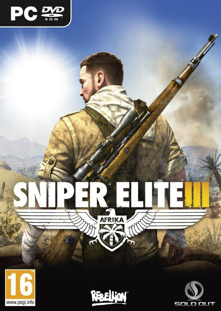Sniper Elite III Target Hitler Hunt the Grey Wolf Steam Kod KLucz