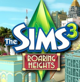 The Sims 3 Roaring Heights Origin Kod Klucz