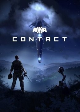 Arma 3 Contact DLC Steam Kod Klucz