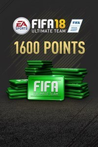 FIFA 18 1600 FUT Points Origin Kod Klucz