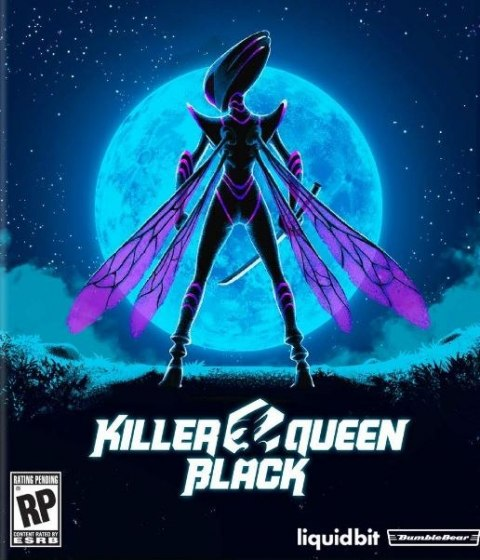 Killer Queen Black Steam Kod Klucz