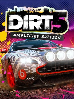 Dirt 5 Amplified Edition PREORDER Steam Kod Klucz