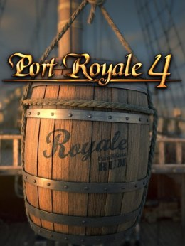 Port Royale 4 PS4 Kod Klucz