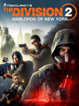 Tom Clancy's The Division 2 Warlords Of New York DLC Uplay Kod Klucz