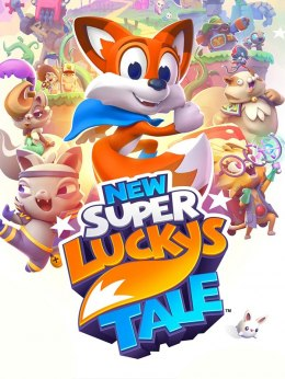 New Super Lucky's Tale PS4 Kod Klucz