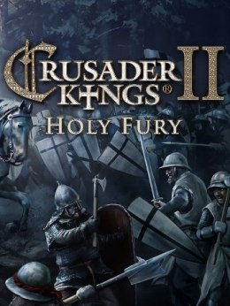 Crusader Kings II Holy Fury DLC Steam KOD KLUCZ