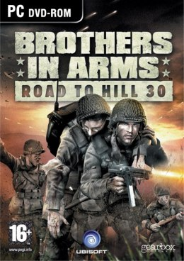 Brothers in Arms Road to Hill 30 GOG KOD KLUCZ