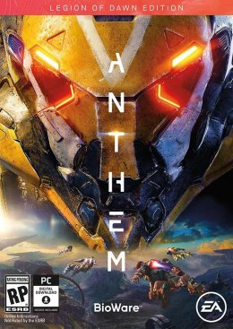Anthem Legion of Dawn Edition XBOX One KOD KLUCZ