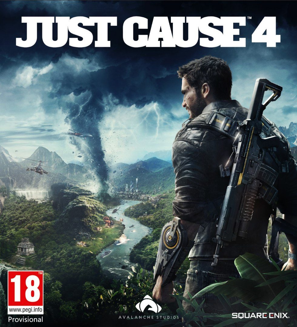 Just Cause 4 XBOX One KOD KLUCZ