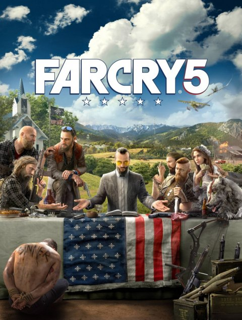 Far Cry 5 Gold Edition XBOX One KOD KLUCZ