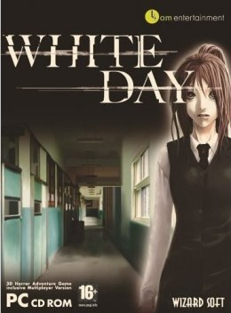 White Day A Labyrinth Named School PS4 KOD KLUCZ