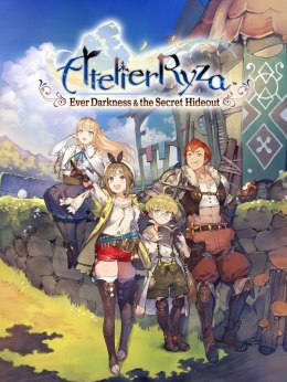 Atelier Ryza Ever Darkness & the Secret Hideout Steam KOD KLUCZ